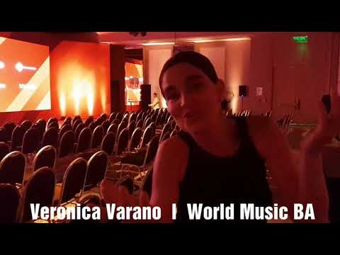 Contratar a Veronica Varano - Saluda a World Music BA