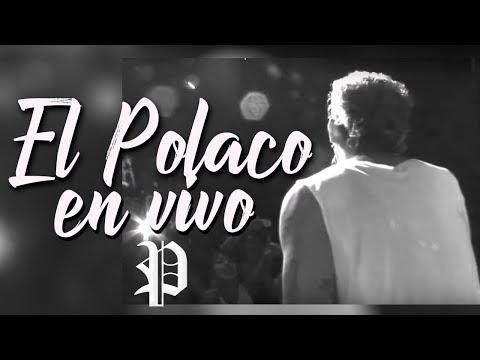 El Polaco - Recital Inedito │ VIVO