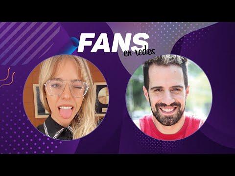 Martín Cirio y Nati Jota en Fans en Redes