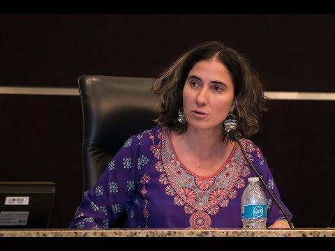 """Yoani Sanchez - FORO """"Libertad de Prensa en las Américas"""" Miami, 2 de mayo de 2018"""