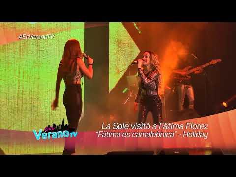 Soledad visitó a Fatima - #EnVeranoTV