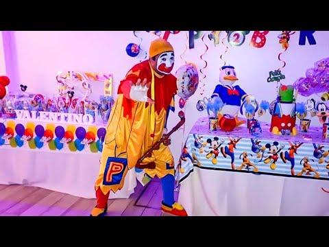 Contratar al Doble de Piñon Fijo - Show infantil Destacado