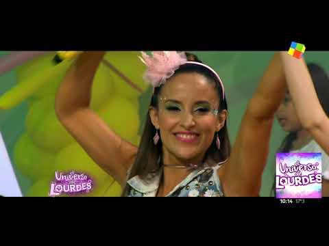 Mama Yo Quiero Agustina Dias canta en El Universo De Lourdes