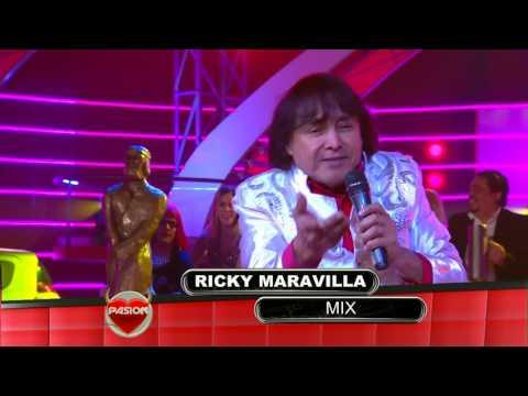 Ricky Maravilla en Pasión de Sábado 8 7 2017