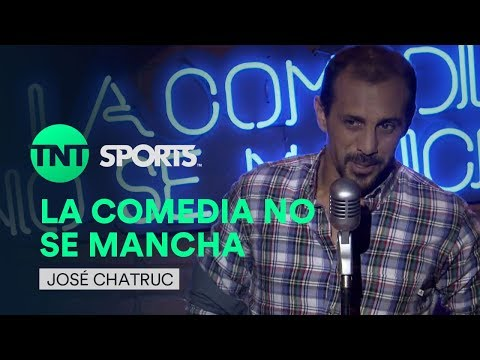 La Comedia no se Mancha - José Chatruc
