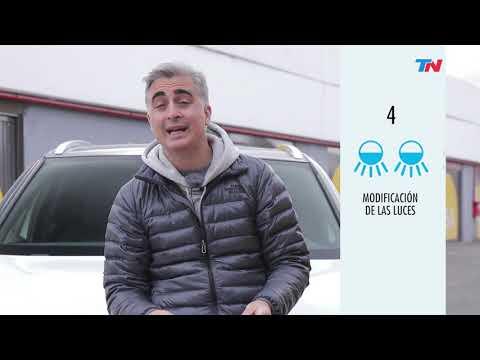 Modificaciones al auto y la seguridad - Informe - Matías Antico - TN Autos