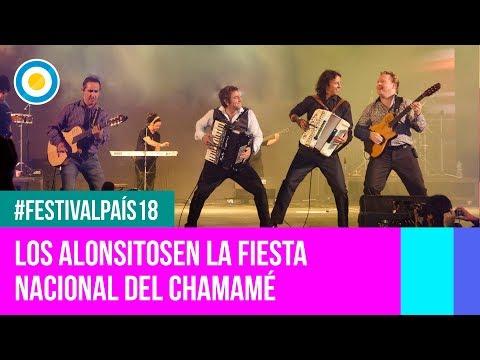 Festival País '18 - Los Alonsitos en el Festival Nacional del Chamamé 2018