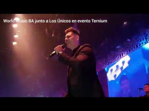Contratar a Los Unicos - Encuentro Ternium
