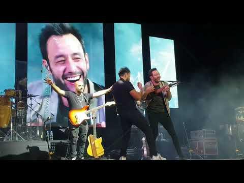 Contratar a Luciano Pereyra - Vivo en Mega Fiesta Siderar