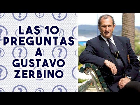 LAS 10 PREGUNTAS A GUSTAVO ZERBINO