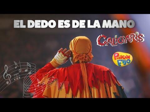 Piñon Fijo | Los Caligaris | El dedo es de la mano HD