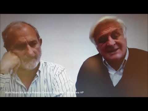 Evento Virtual - Roberto Canessa y Gustavo Zerbino