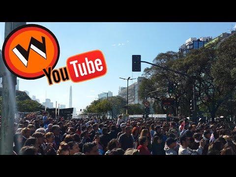 Contratar a Caramelito - Avenida 9 de Julio ante 250 mil personas