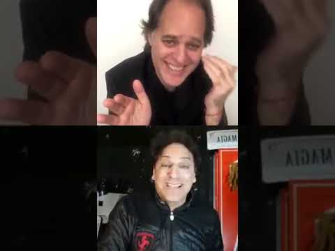 DIVERTIDA CHARLA EN VIVO POR INSTAGRAM, CON EL MAGO CHESTER!!
