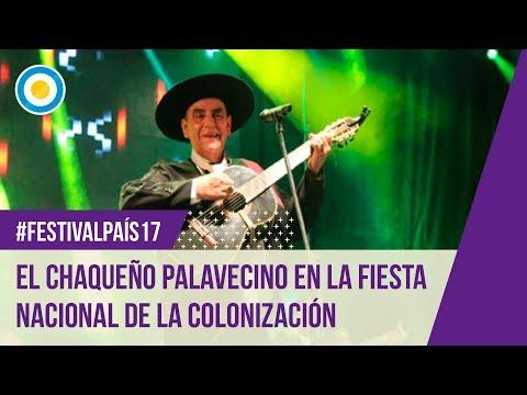 El Chaqueño Palavecino en la 32° Fiesta Nacional de la Colonización (1 de 2)