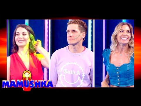 Mamushka - Programa 06/01/21 - Participaron: Paula Trapani, Valeria de Genaro y Martín Coggi