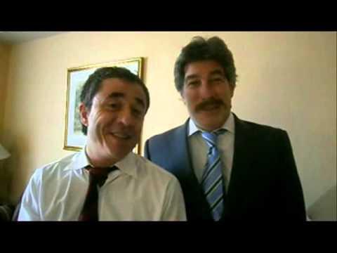 Contratar a Pablo y Pachu - Saludan a World Music BA