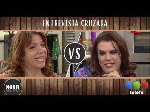 Entrevista Cruzada: Lizy Tagliani vs. Gona Costa - Morfi