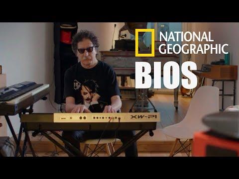 Charly García cantando para BIOS de NAT GEO (Resumen)