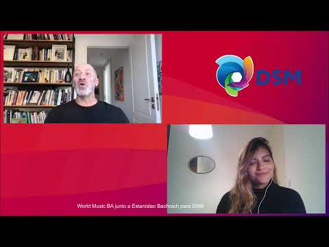 Contratar a Estanislao Bachrach - Charla para DSM Nutritional Products