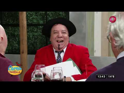 Carlos Sánchez y Jorge Corona, dos grandes del humor