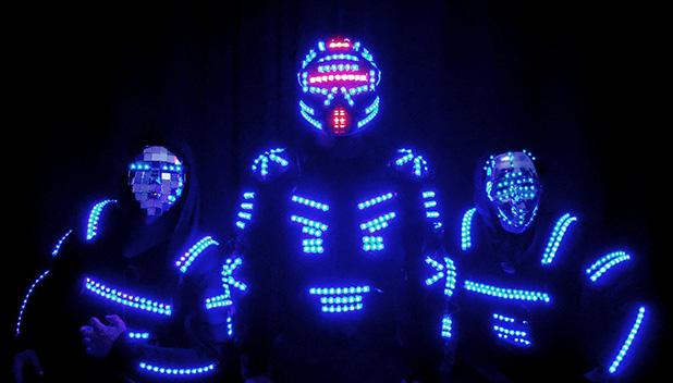 Por la contratación de El Robot Led completá nuestro formulario de contacto
