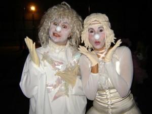 Clowns Blancos