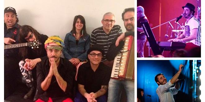 contratacion de macaferri y asociados, collage, grupo musical, conjunto de musica