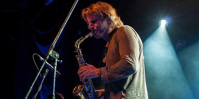 facundo arana saxofonista, cantante