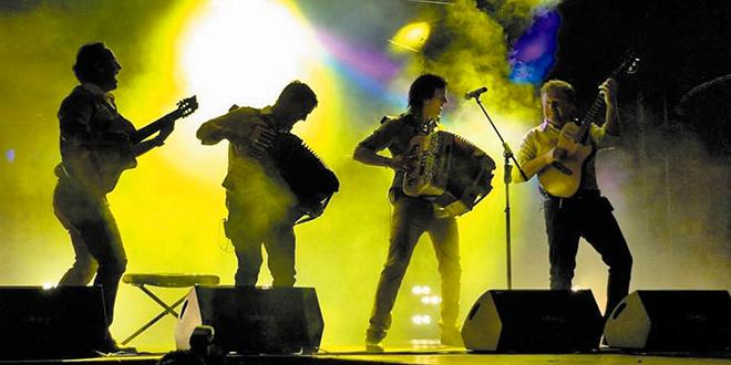 los alonsitos contratacion, chamame, musica de argentina