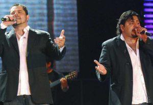 Nacho Prado y Daniel Campos