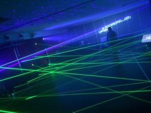 Contratar Laberinto Laser