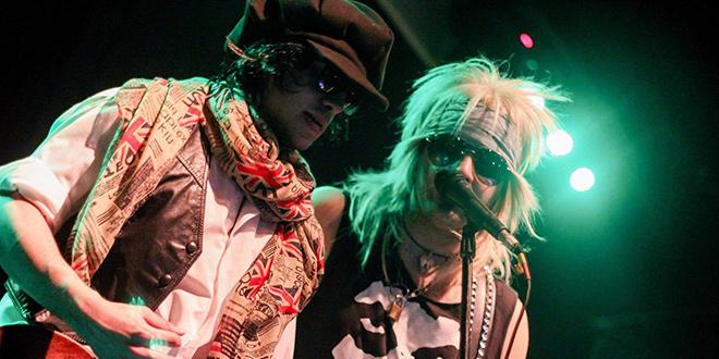 Attitude Tributo a Guns N Roses contratacion, axl rose, slash