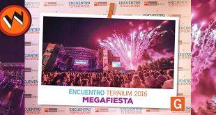 encuentro ternium 2016 megafiesta