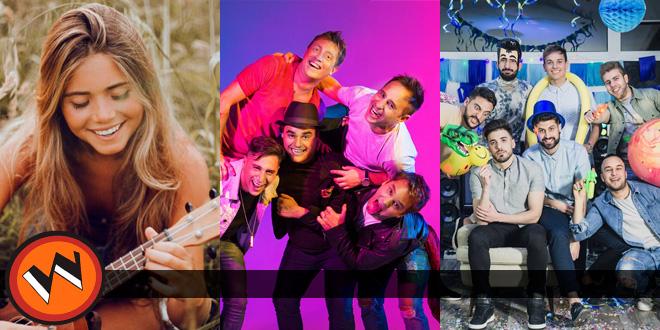 bandas de cumbia pop contrataciones, artistas de cumbia pop contrataciones, shows de cumbia pop contrataciones