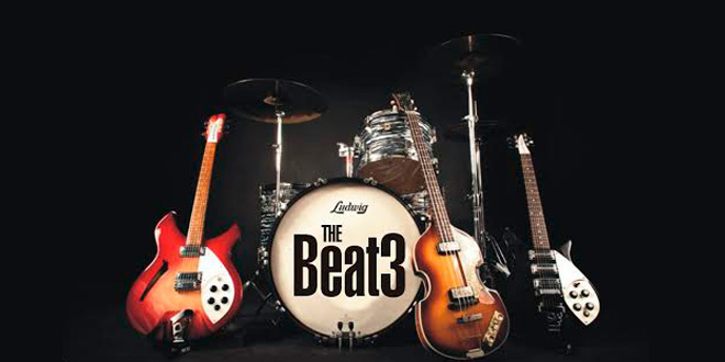 contratar a the beat3, the beatles