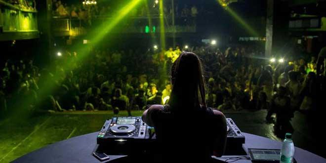 silvina luna DJ musica electronica