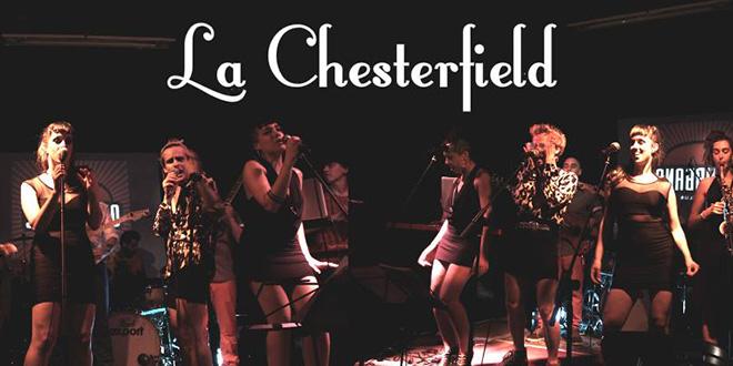 contratar a la chesterfield band