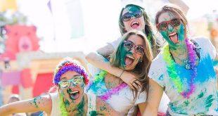 contratar polvos en colores