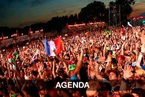 agenda de fiestas, agenda de eventos, agenda de festivales