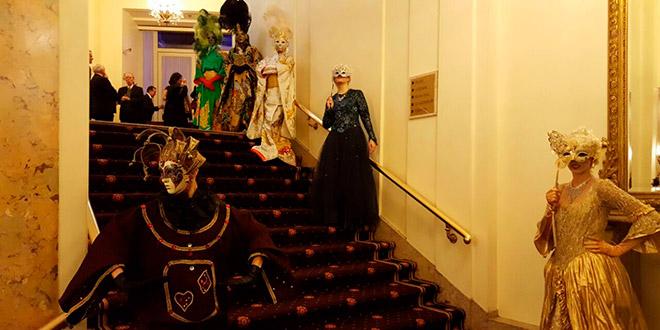 carnaval de venecia contrataciones