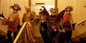 contratar a el carnaval de venecia