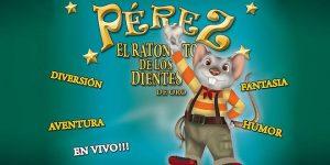 contratar al raton perez, show infantil, musical
