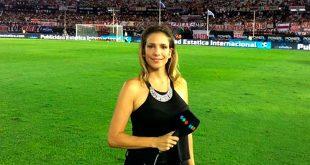 angela lerena periodista deportiva