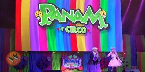 panam y circo show infantil