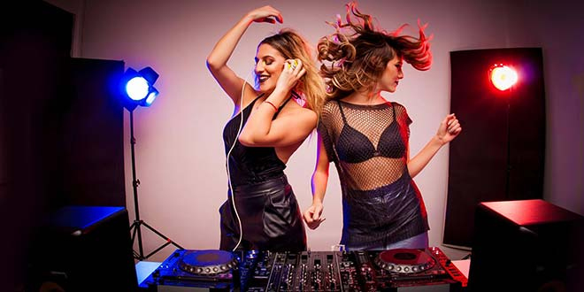 contratar a las farjat DJ
