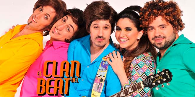 el clan del beat banda de covers