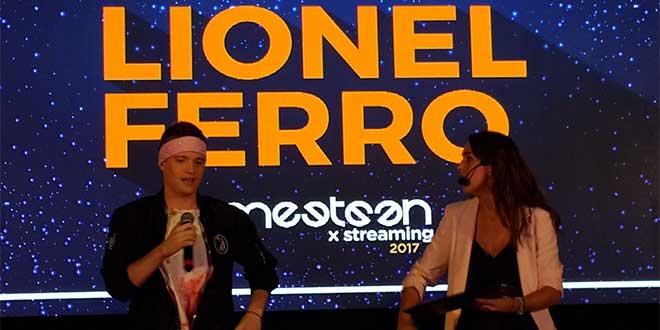 lionel ferro, actor, youtuber