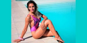rebeca becky vazquez modelo, bailarina