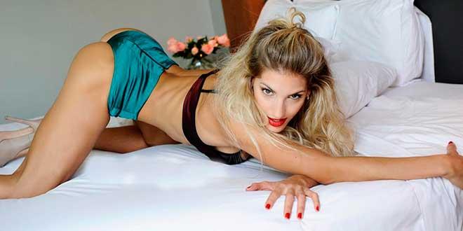 macarena rinaldi modelo, bailarina
